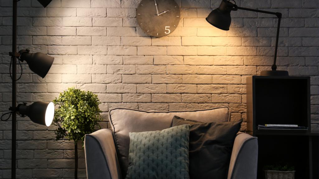 ideias de decoração com lâmpadas