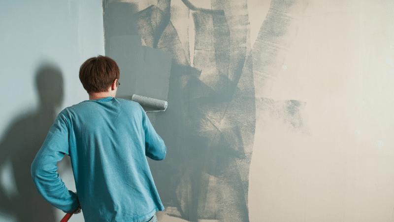 como refrescar o ambiente com tintas?