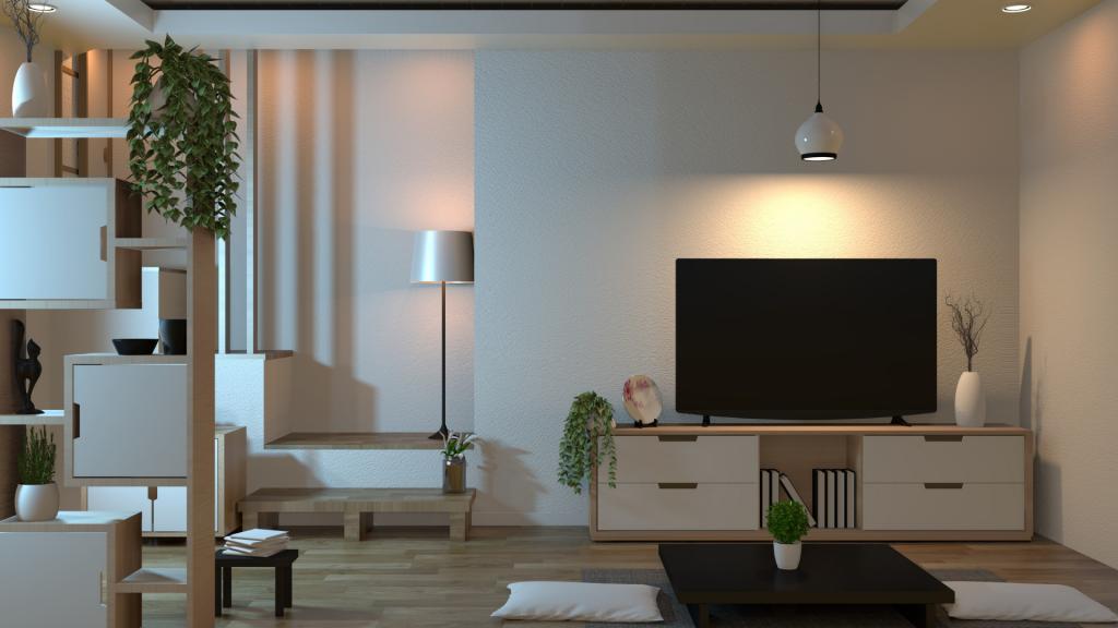 Decoração com lâmpadas para a sua sala