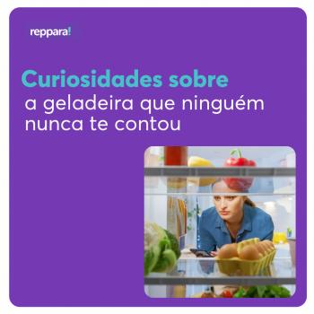 Conheça algumas curiosidades sobre a geladeira