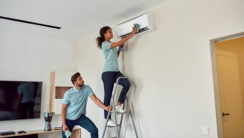 Como limpar o ar-condicionado o que você precisa saber  Blog Reppara!