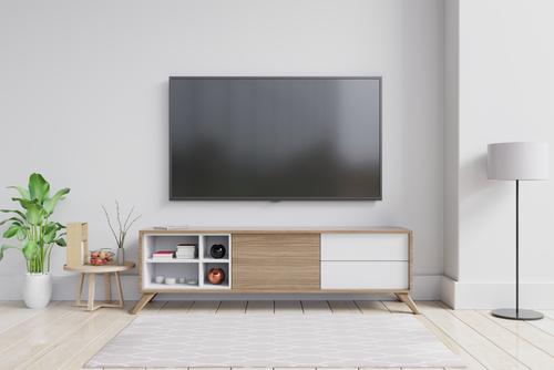 Como escolher entre rack ou painel para tv