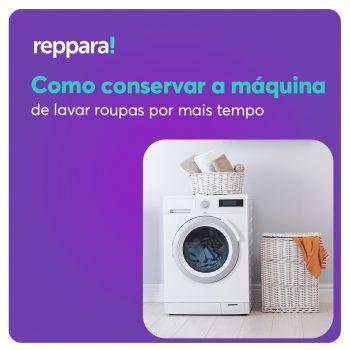 Saiba quais são os cuidados que fazem a máquina de lavar durar mais