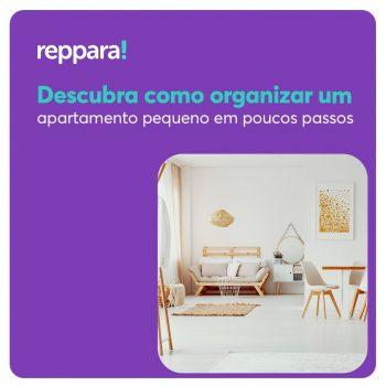 dicas sobre como organizar apartamento pequeno