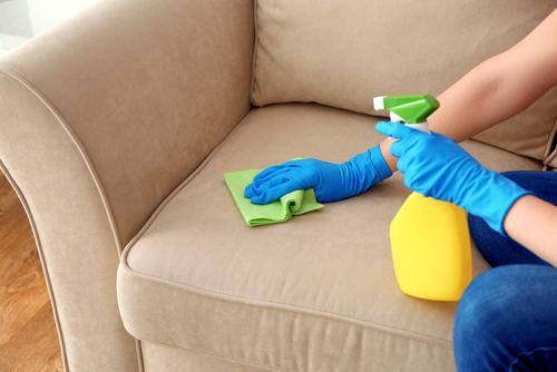 Saiba como tirar o cheiro do sofá