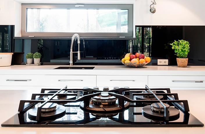 Listamos para você quais são os cuidados essenciais com o cooktop na cozinha