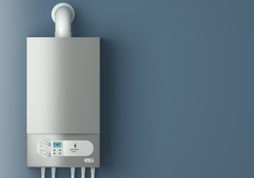 manutenção do aquecedor a gás