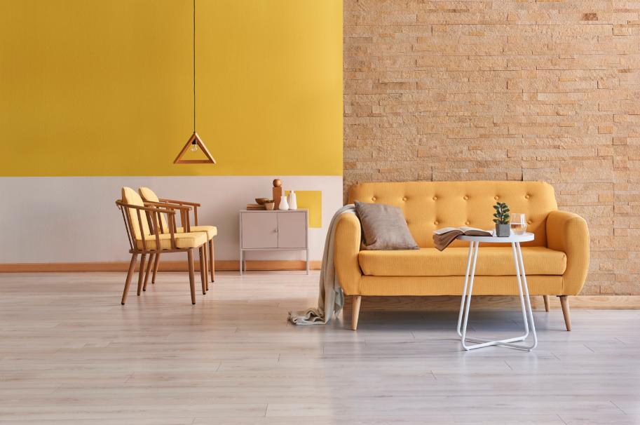 cores e tipos de sofá para sala
