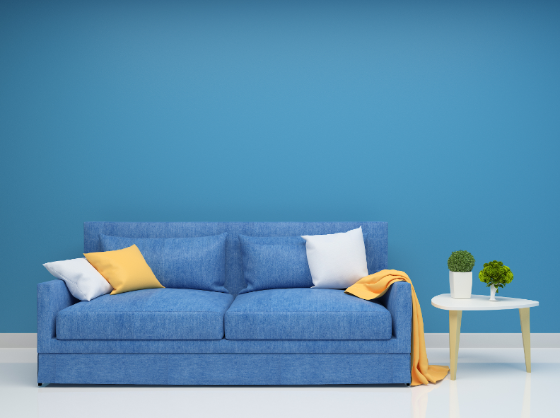 Todos os tipos de sofá para sala