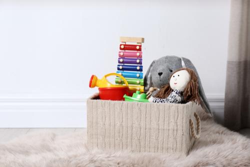 Dicas para decorar quarto infantil gastando pouco