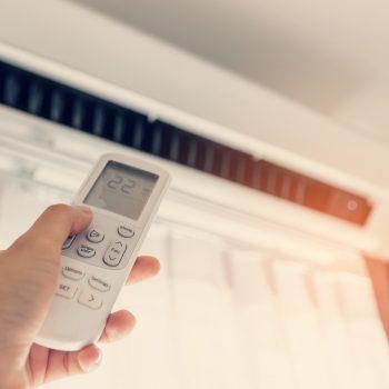 manutenção do ar-condicionado